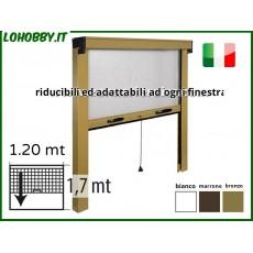 7872b823cb Zanzariere e tende > Colore orientativo Bianco - Lo Hobby la terra ...