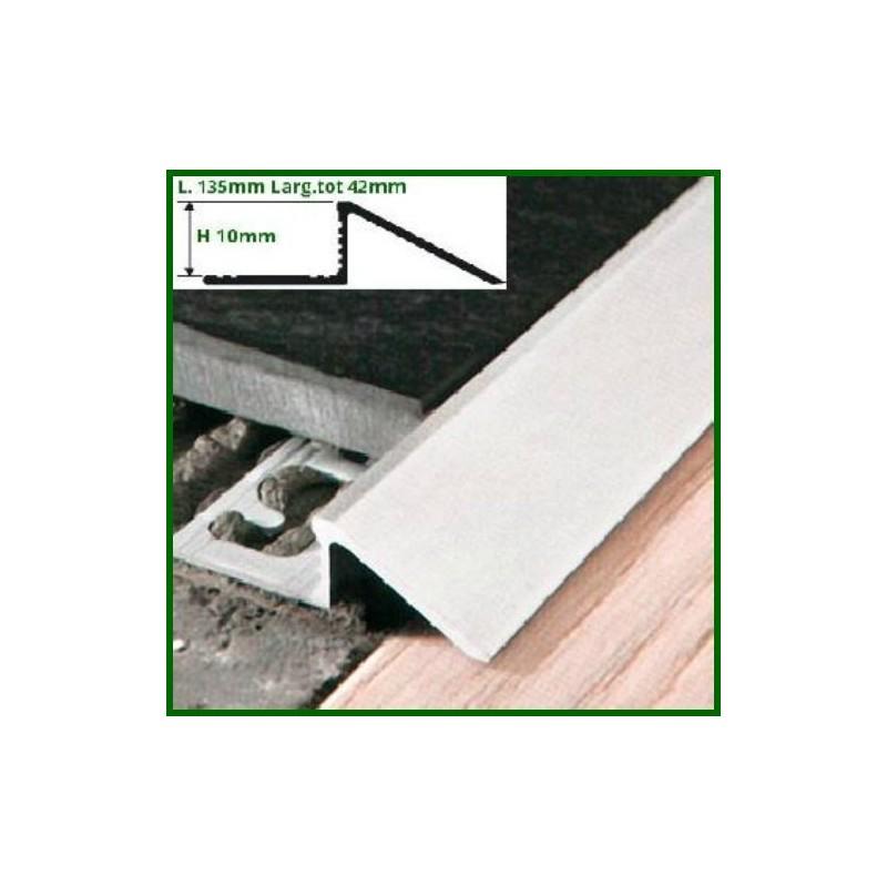 Profili per parquet zoccoletto in mdf e profili per - Profili in plastica per piastrelle ...