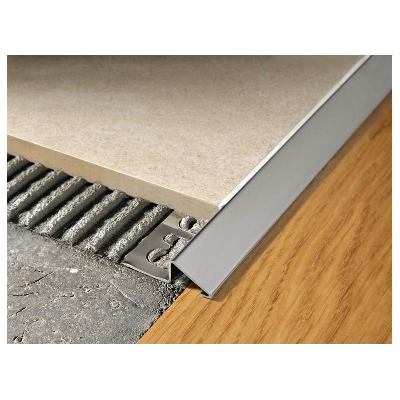 Profili terminali per pavimenti in acciaio inox - Profili acciaio per piastrelle prezzi ...