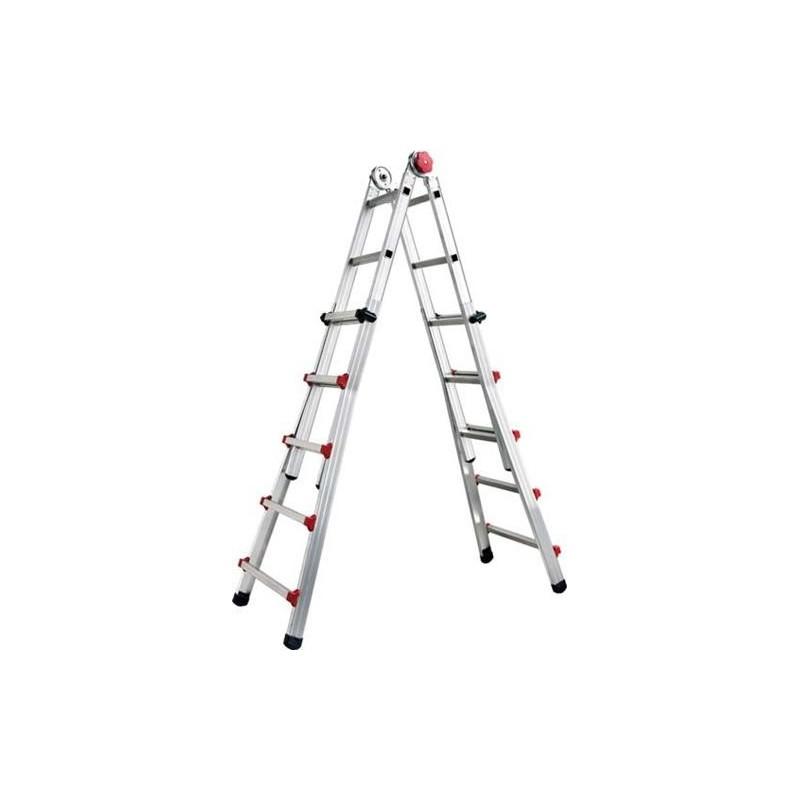 Scala telescopica in alluminio - Scala telescopica alluminio ...