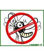 Lotta alle zanzare insetti lo hobby la terra del fai da te - Lotta alle talpe in giardino ...