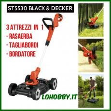 Rasaerba Tagliabordi ST5530 Black & Decker