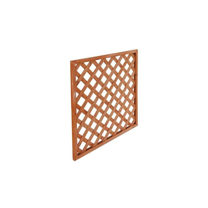 Pannelli grigliati o tralicci Eco in legno Asia