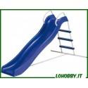 Scivoli con onda per bambini 180xh105
