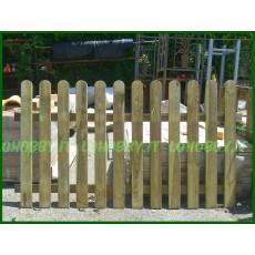 Staccionate in legno maxi 180x100
