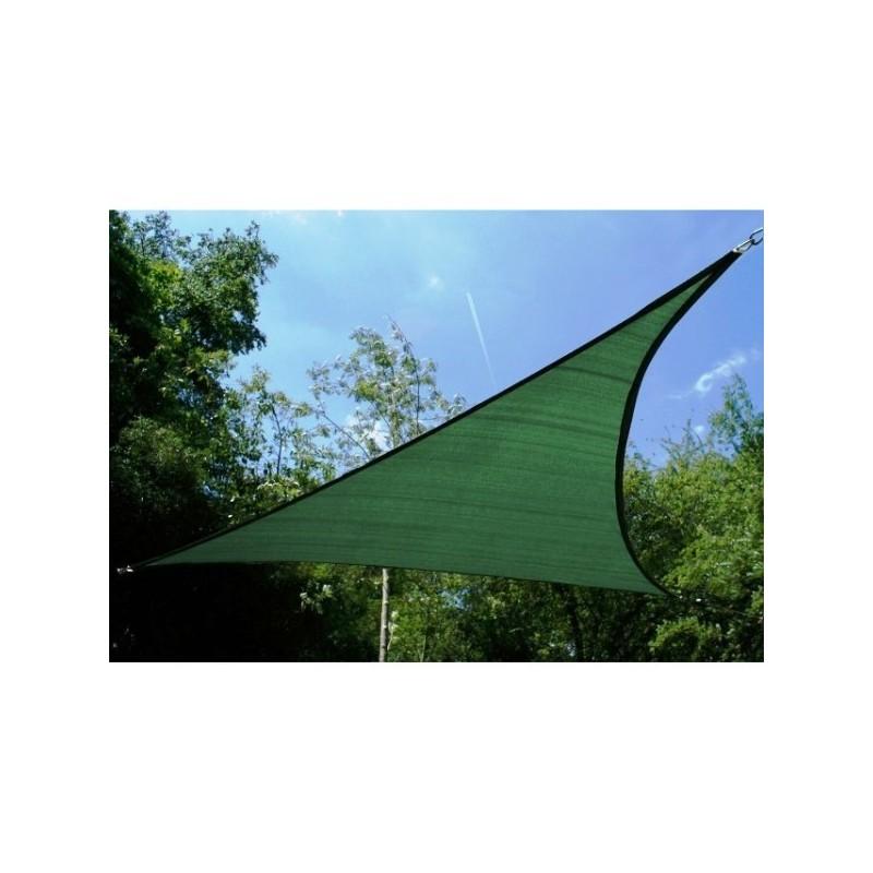 Vele ombreggianti o Sun sail verdi
