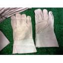 Stock 24 paia di guanti da lavoro pesanti in pelle Bovino - guanto robusto