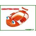 Canottino gonfiabile pesciolino Nemo