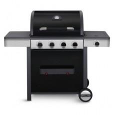 Barbecue professionali Grill me a gas 4+1 fuochi