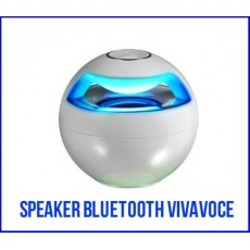 MINI CASSA AJ-69 SPEAKER PORTATILE BLUETOOTH VIVAVOCE