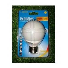LAMPADINA LED RISPARMIO ENERGETICO 5.5 W RESA 45W LAMPADA E27 - 450 LUMEN A+