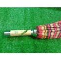 Ombrelli da campagna in cotone balzato 140cm