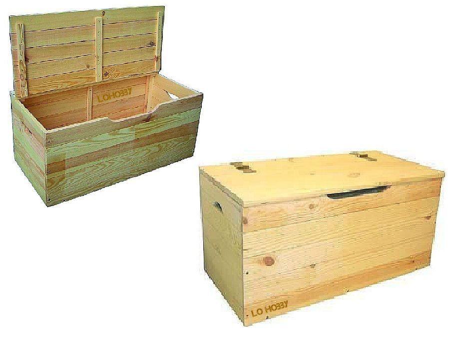 Baule Legno Fai Da Te : Baule legno fai da te cassapanca baule legno da giardino
