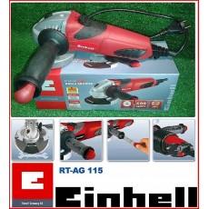 Smerigliatrici angolari 600W Einhell RT-AG 115