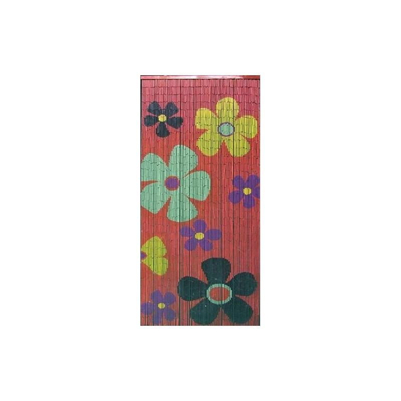 Tende Per Porte.Tende In Bamboo 100x220 Tendine Porte E Finestre