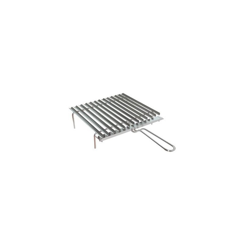 Graticole in acciaio inox 50x35 - 60x40