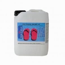 Ossigeno attivo per piscine 5 lt