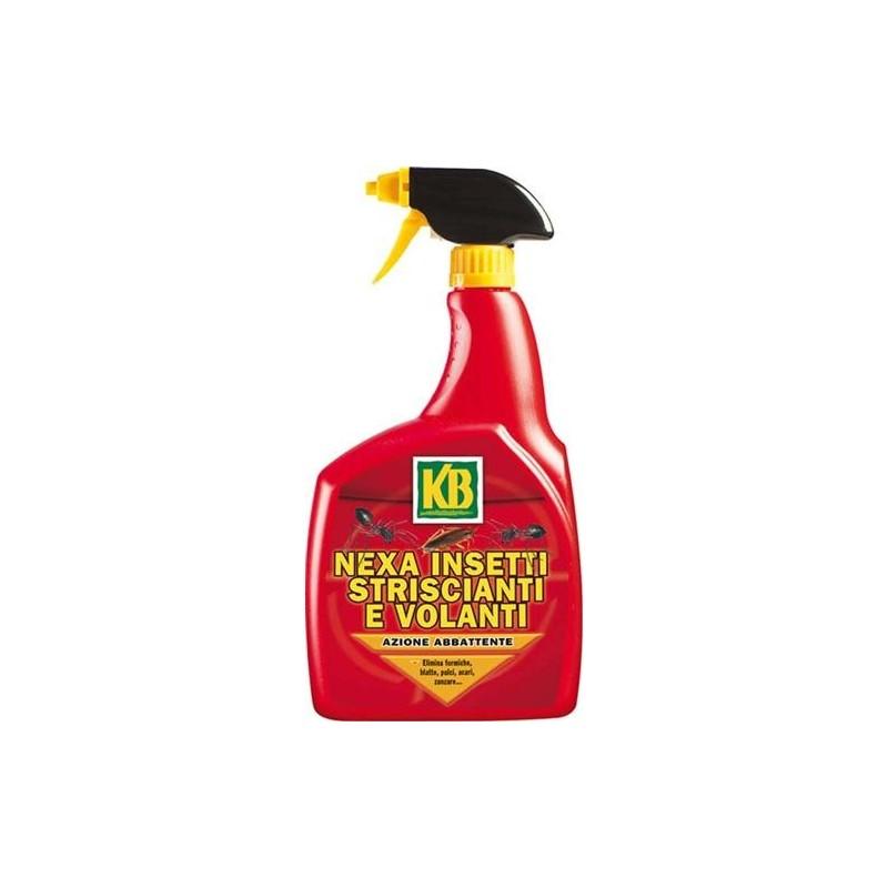 Insetticida liquido per formiche e volanti Nexa