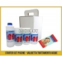 Starter set per piscine avviamento e manutenzione
