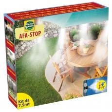 AFA STOP Impianto umidificatore rinfrescante da esterno , kit fai da 7.5mt