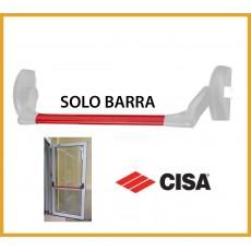 Barra per maniglioni antipanico Cisa