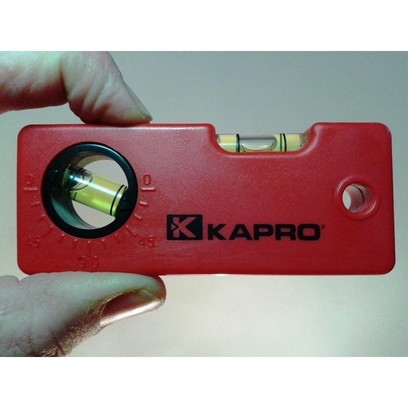 "Livella tascabile 10cm ""Kapro"""