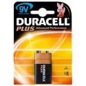 Pile Duracell plus 9V