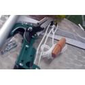 Svettatoio telescopico a carrucola Green