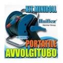 Avvolgitubo Uniflex miniroll + accesori