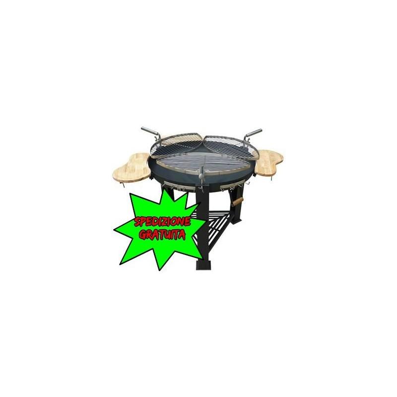 Barbecue lamiera pesante mod. Guinea